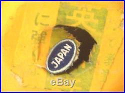 Vintage Original Green Bay Packers Round Bottom Bobble Head w Box Japan Clean