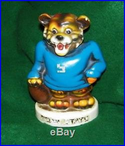 Vintage PENN STATE Nittany Lions mascot bank