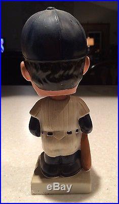 Vintage Roger Maris Yankees Baseball Bobble Head BobbleHead 1961 1962 Nodder