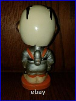 Vintage Spaceman Bobble Head/Bobbing Head/Nodder/ Standard Size Excellent/ Mint
