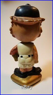 Vintage St. Louis Cardinal Baseball Bobblehead made in Japan 1960s
