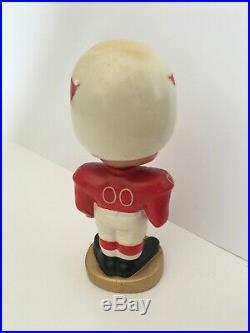 Vintage St Louis Cardinals Bobble Head Nodder Japan 1960s Gold Base