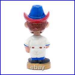 Vintage Texas Rangers Gold Base Bobbing Head / Nodder