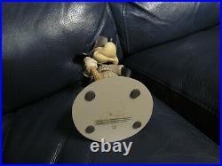 Vintage Walt Disney World Mickey Mouse Baseball Bobblehead Bobble Head