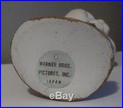 Vintage Warner Brothers Bugs Bunny Nodder Bobble Head Made in Japan