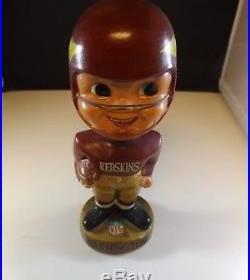 Vintage Washington Redskins Bobblehead