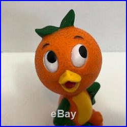 Vtg 1970s Disney Florida Orange Bird Nodder Bobblehead Walt Disney World